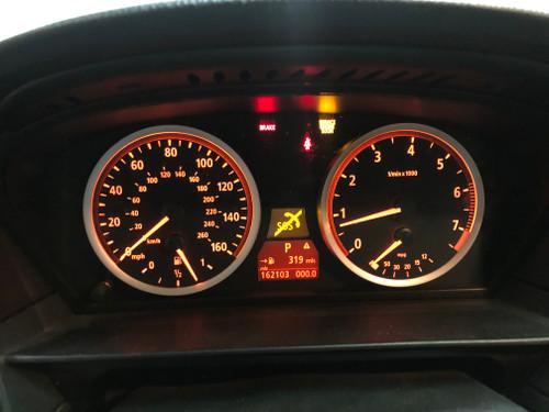 06 BMW E60 530i 525i DASH SPEEDOMETER GUAGE CLUSTER 162k 6974574