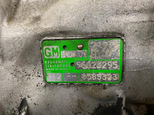 2002 BMW e46 325 GM AUTOMATIC TRANSMISSION 96025295