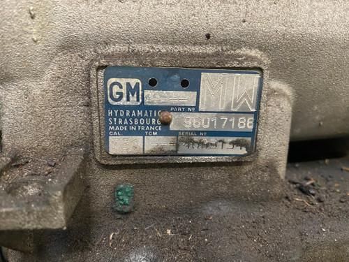 1995 BMW E36 325i AUTOMATIC TRANSMISSION GM 96017186