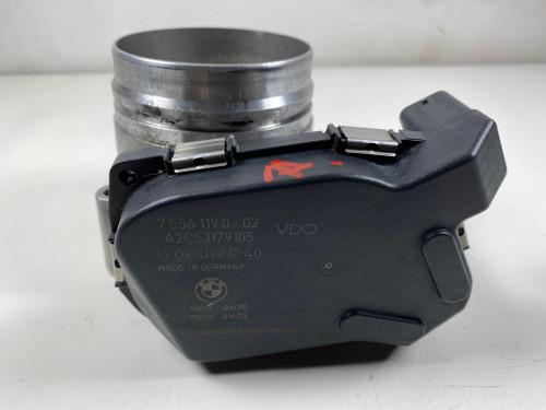 N54 ENGINE THROTTLE BODY BMW E60 E61 E90 E92 7556119