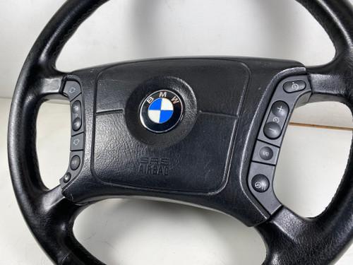 FOUR SPOKE HEATED STEERING WHEEL BMW E38 740iL 750iL oem