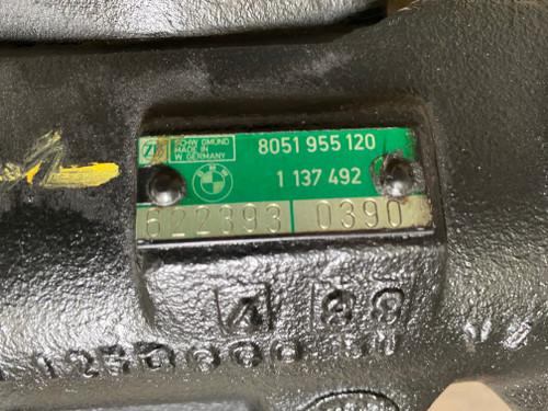 HYDRAULIC ZF POWER STEERING GEAR BOX RACK BMW E34 535i 1137492