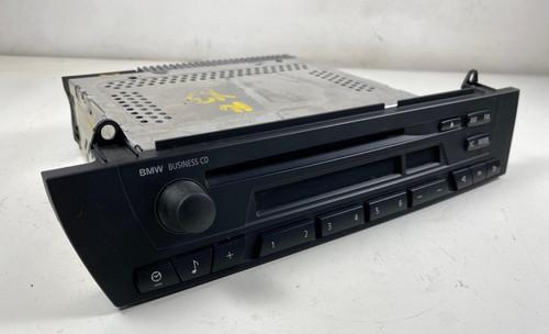 2006 BMW X3 BUSINESS RADIO CD PLAYER 6976888