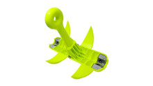 JAWS Anchor by SandShark, New! Grapnel Type Folding Anchor Kit: 30 ft Bungee Rope-Line System, Easy Storage, No Boat Damage. Built for: Jetski, Canoe, PWC, Kayak, Paddleboard, Inflatable, Small Boat.