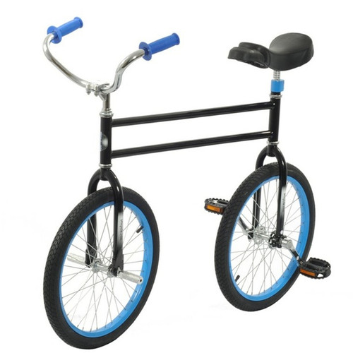 Get Creative with a Circus Bike (20 Inch) It's Not All about Stunts