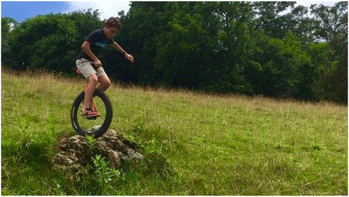 Check Out These Options in a Unicycle for Mountain Riding