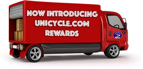 Unicycle.com Rewards