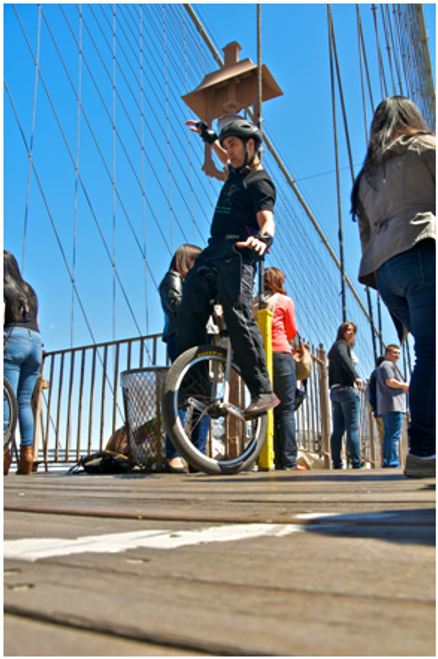 Bring Your Extreme Mountain Unicycle to These Four Muni Fests