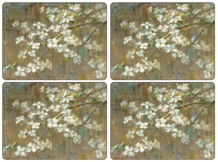 Dogwood in Spring Placemats