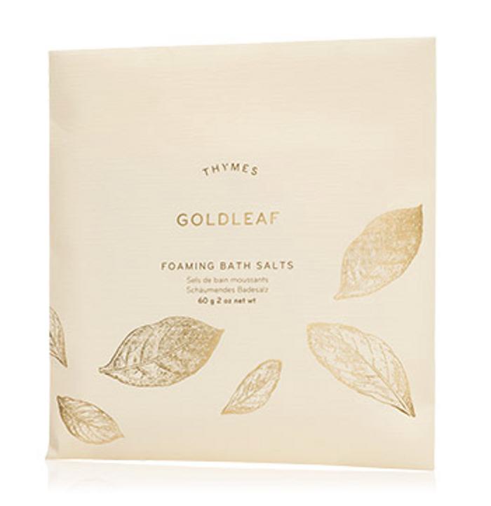 Thymes Goldleaf Bath Salts