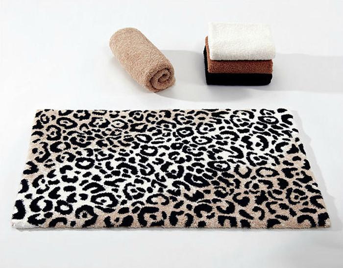 Leopard Rug