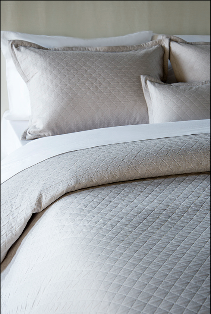 Quattro Moonstone Coverlet