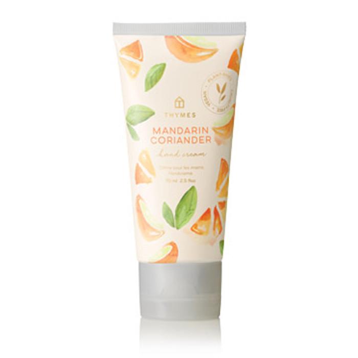 Mandarin Coriander Hard-Working Hand Cream