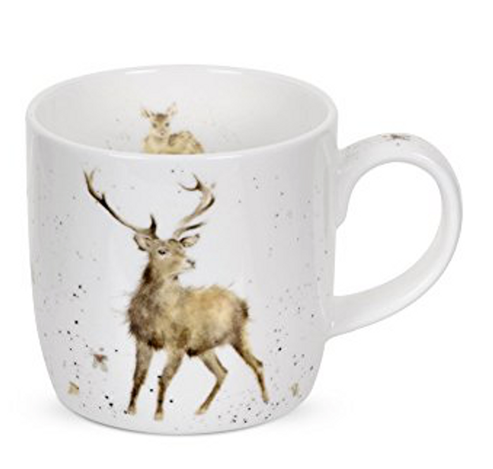 Wrendale Designs Wild at Heart Mug