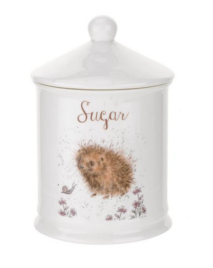 Wrendale Designs Hedgehog Sugar Canister
