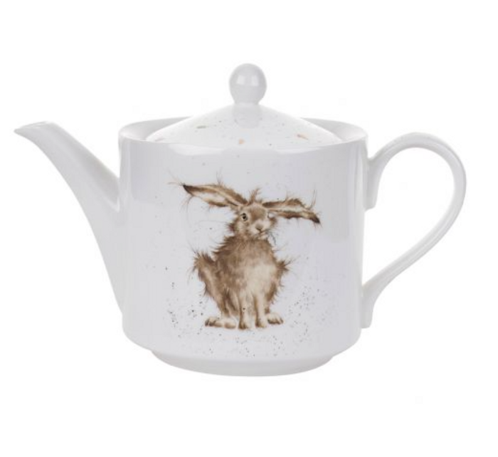 Wrendale Designs Hare Brained Teapot