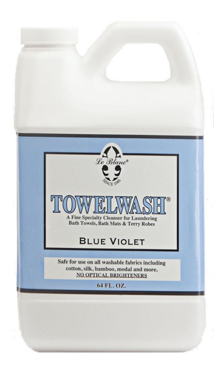 Le Blanc Blue Violet Towel Wash 64oz.