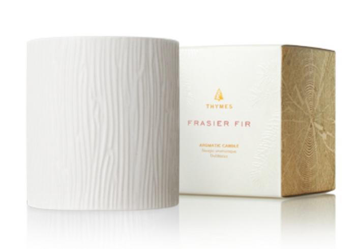 Frasier Fir Ceramic Medium Candle