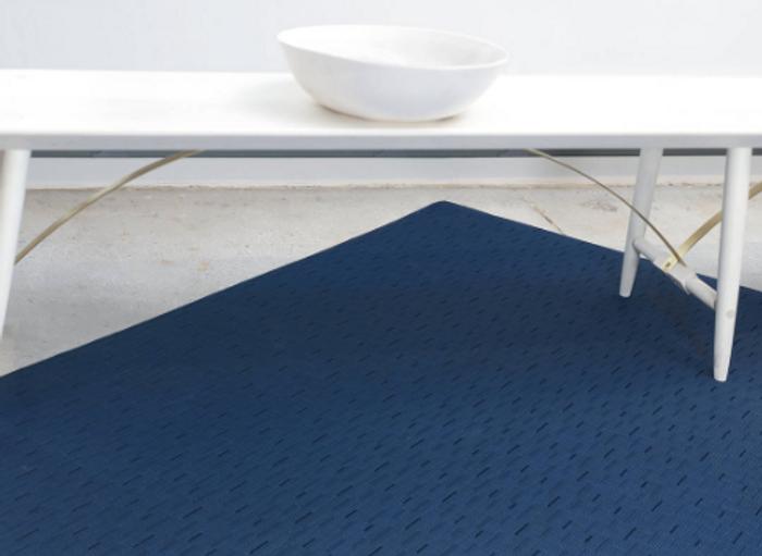 Bamboo Woven Floor Mats