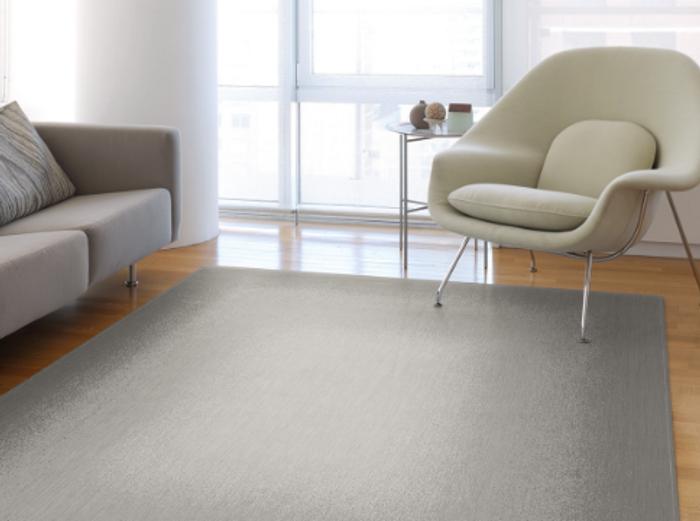 Frame Grey Woven Floor Mat