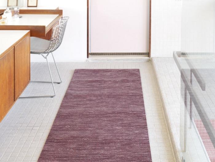 Mosaic Woven Floor Mats