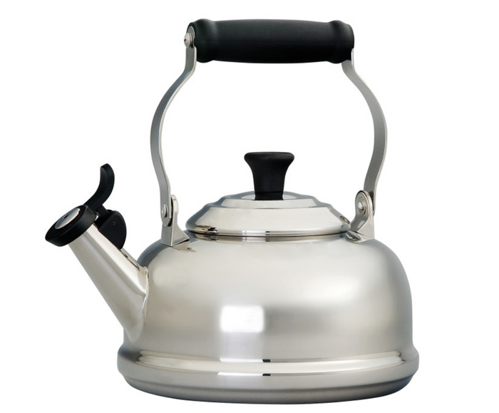 Stainless Steel Classic Whistling Kettle