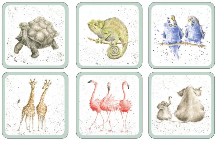 Zoological Coasters