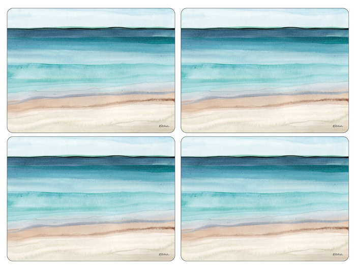 Coastal Shore Placemats