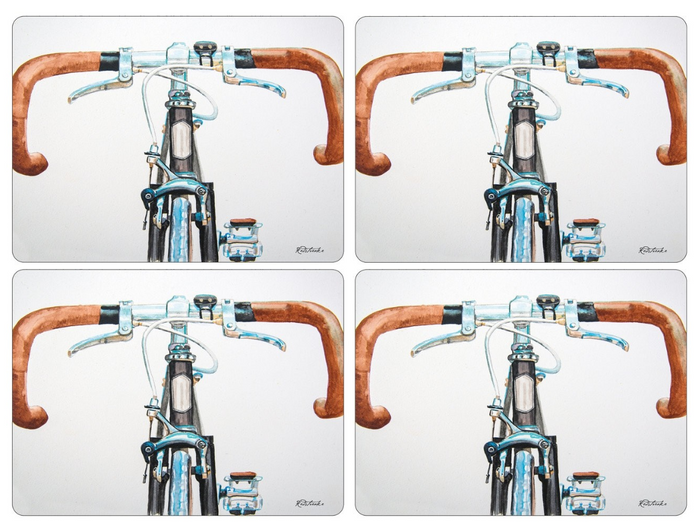 Bicycle Placemats