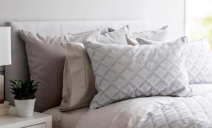 Quadra Pillow Sham
