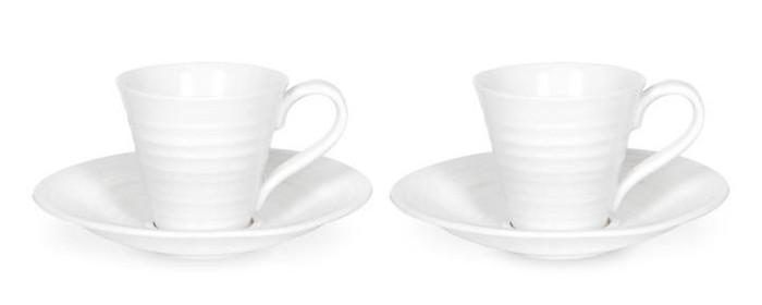 Sophie Conran Espresso Cups & Saucer Set