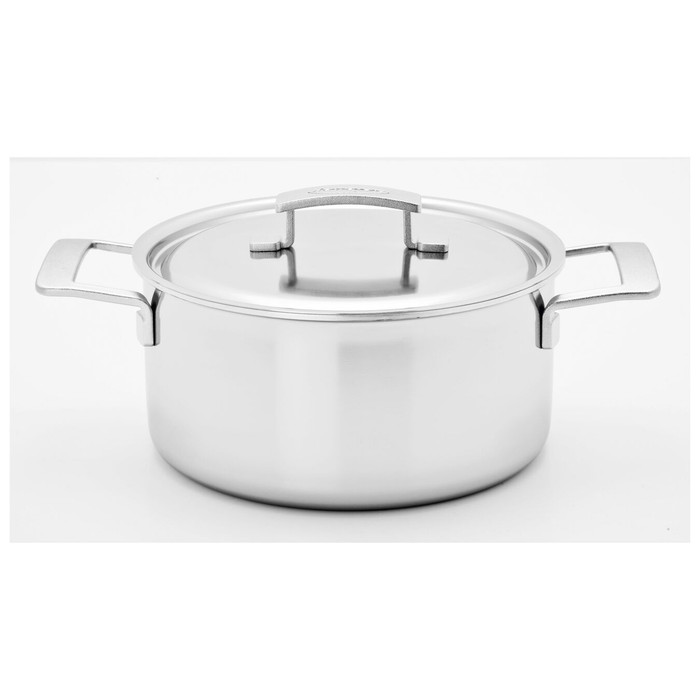 Demeyere Industry 5.2L Saucepot With Lid