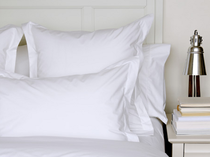 Percale Deluxe Pillow Cases (Pair)