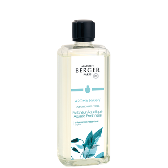 Aroma Happy Lamp Fragrance Aquatic Freshness 500ml