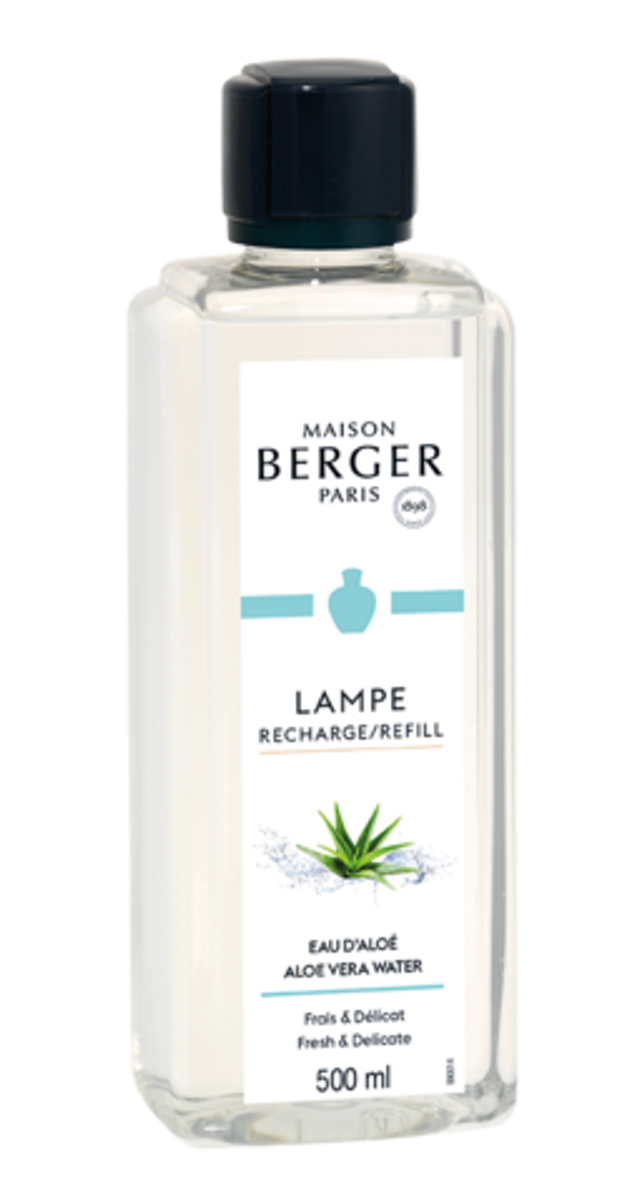 Aloe Vera Water Lamp Fragrance  500ml