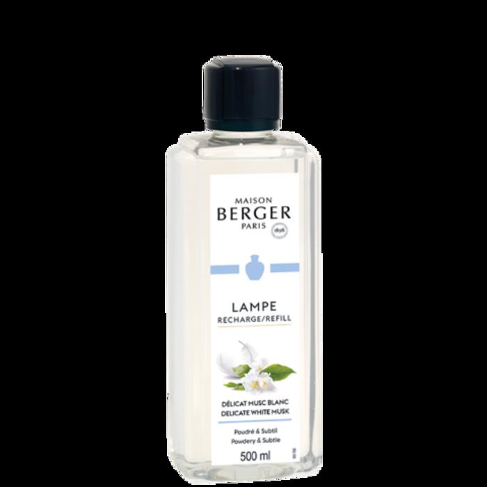 Delicate White Musk Lamp Fragrance  500ml