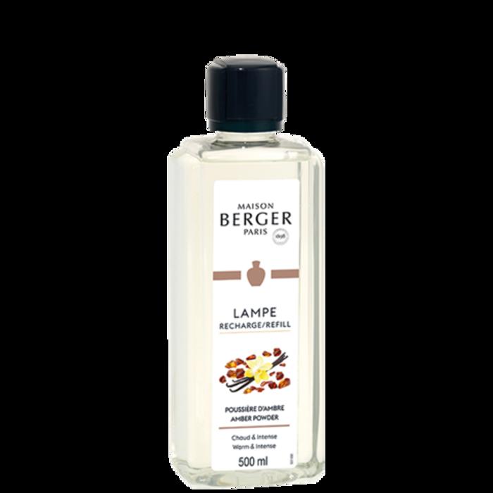 Amber Powder Lamp Fragrance  500ml