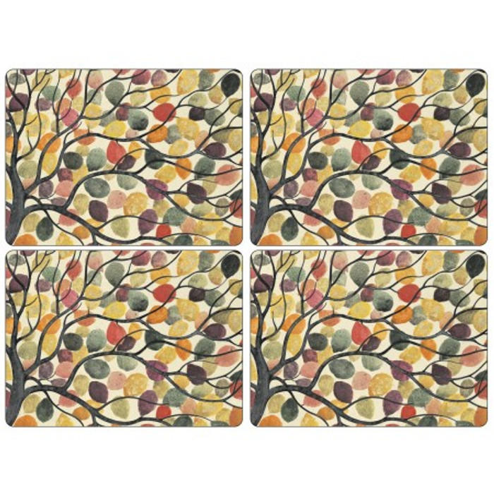 Dancing Branches Placemats
