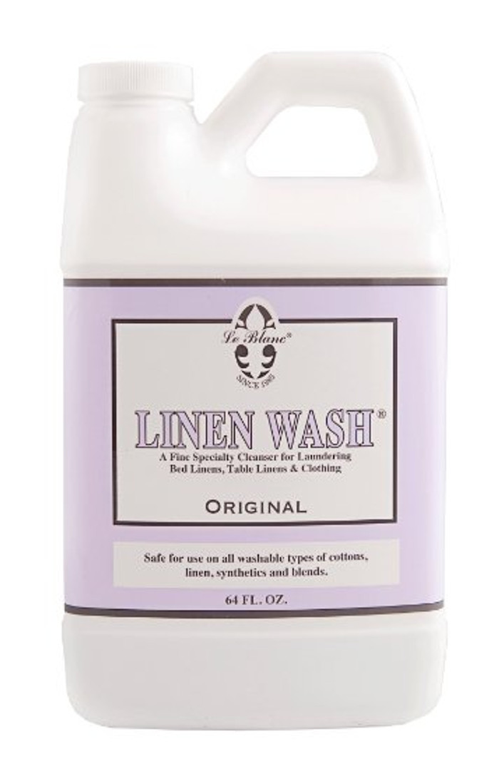Le Blanc Original Linen Wash 64oz.