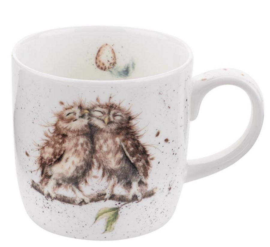 Wrendale Designs Birds of a Feather Mug
