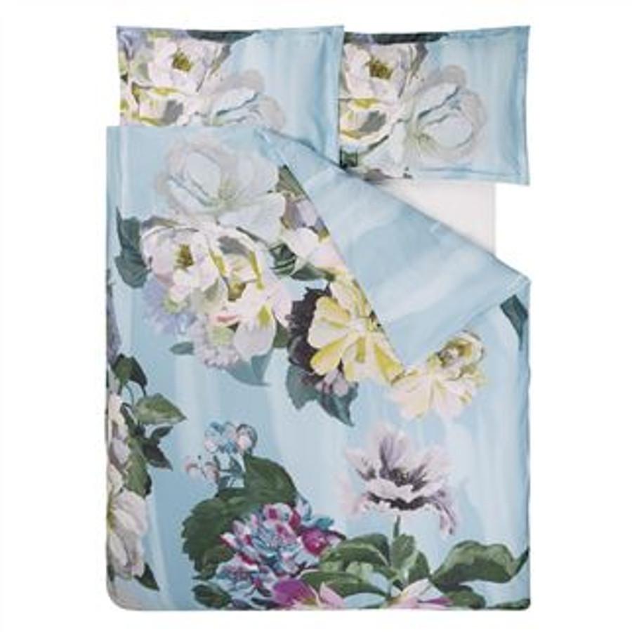 Delft Flower Sky Duvet Cover