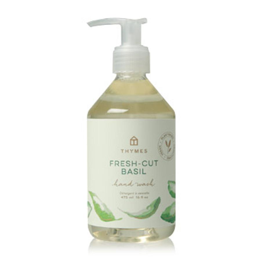 Fresh-Cut Basil Hand Wash