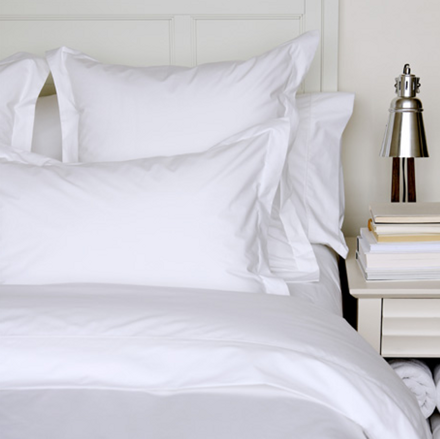 Percale Deluxe Fitted Sheet