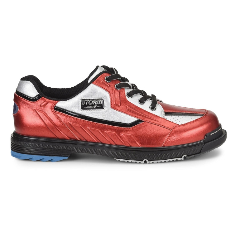 Storm SP3 Metallic Red/Silver Mens Bowling Shoes