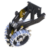 Shown with optional Side Treader Wheels (STW-04A), Cam Adjust (CA-031345) and Smart CLean Cylinder (SC-CYL-2x2)