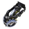 Shown with optional Razor Wheels, Side Treader Wheels (STW-04A), Cam Adjust (CA-03D) & Smart Clean Air Cylinder (SC-CYL-2x2).