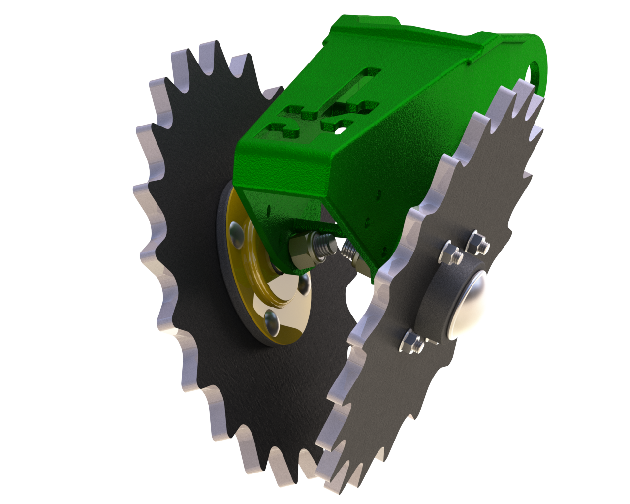 BSCW1344D, Dimple Wheels