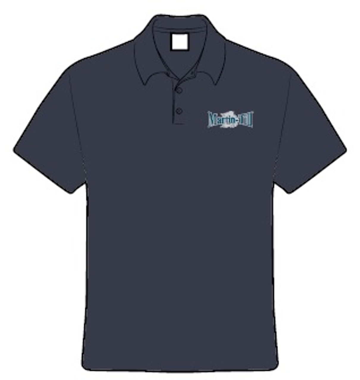 Tall Dri-Fit Polo by Nike (604941)