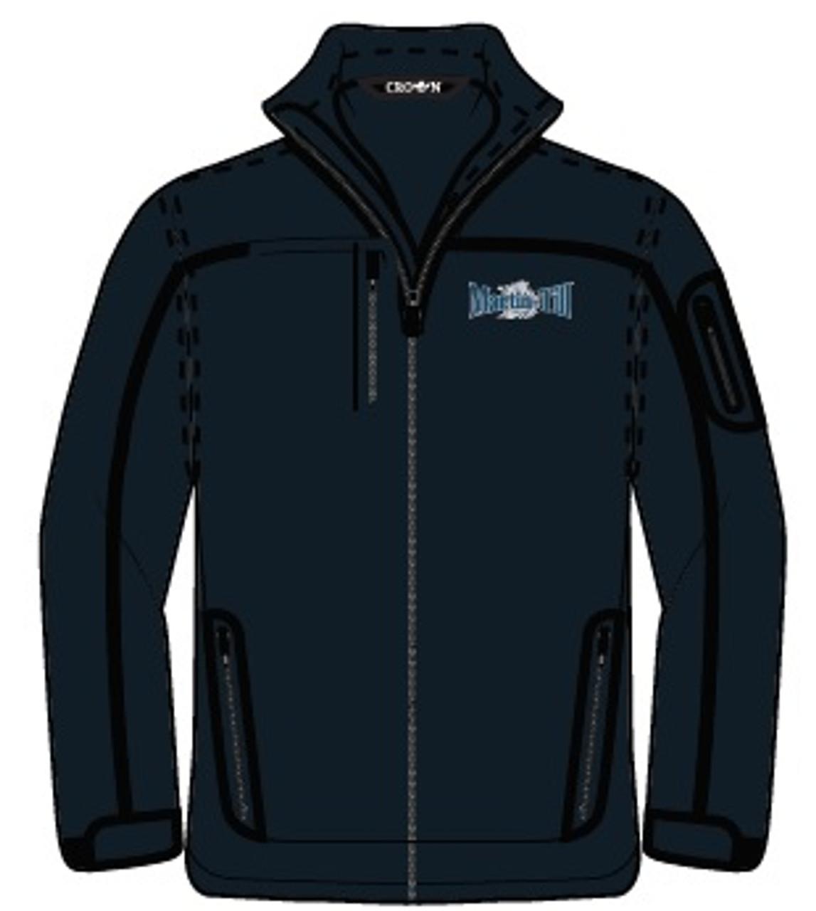 Black Diamond Soft Shell Jacket (TCP777)