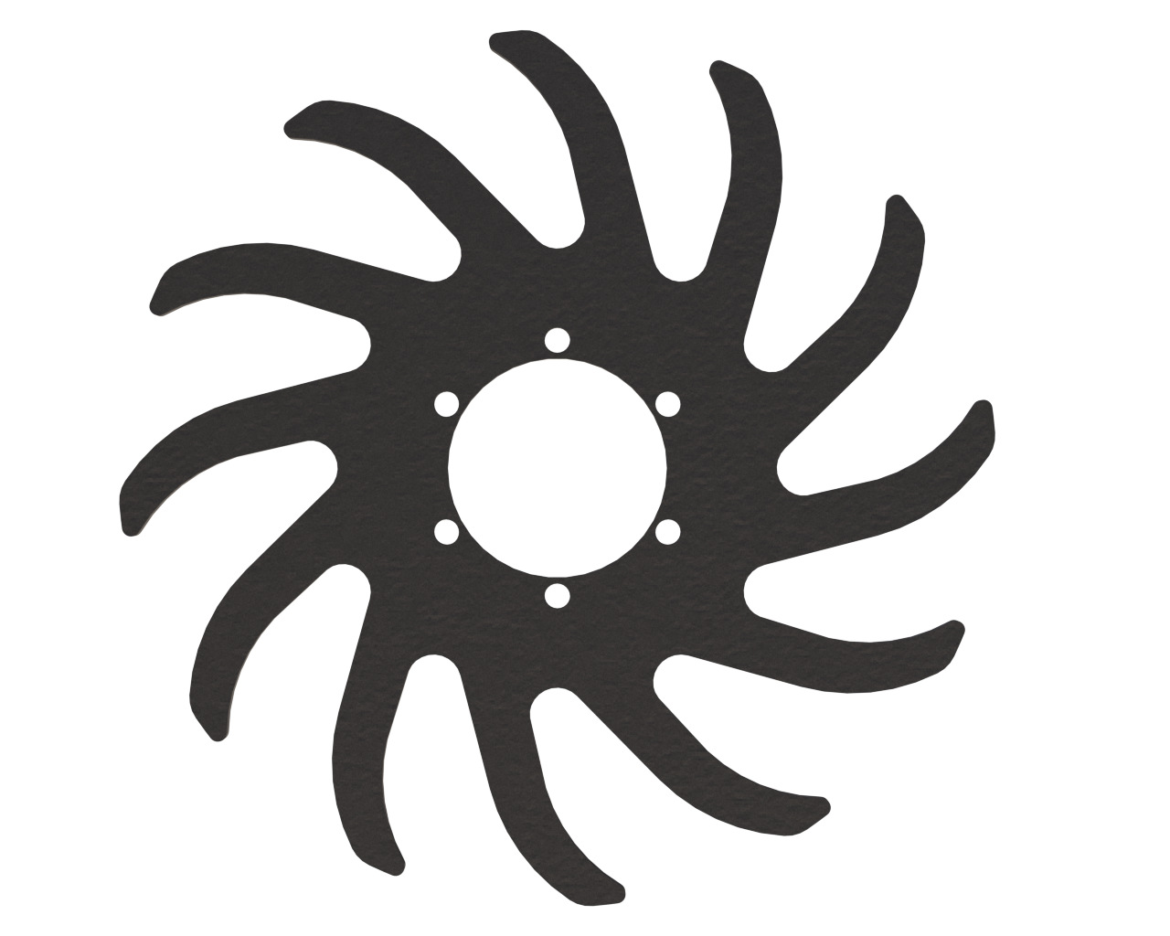 Replacement Kinze Residue Wheel D10552
